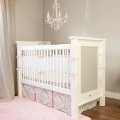Alexis Crib by Newport Cottages-Alexis Crib by Newport Cottages, girl's crib, boy's crib, baby furniture, crib, Newport Cottages