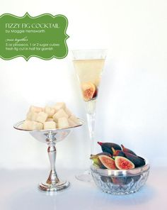 Figs.  They're not just for Newtons anymore.: Fizzy fig