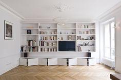 C Apartment | Atelier Ferret Architectures - Equipements sportifs, culturels et logements