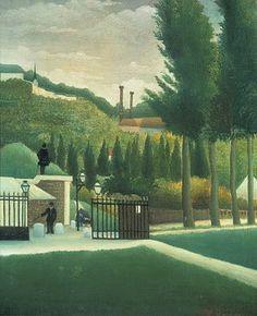アンリ・ルソー : 【フランスの画家】アンリ・ルソーの作品画像ギャラリー【素朴派】 - NAVER まとめ