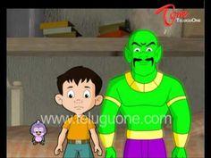 Telugu Padyalu: Abheera 2D Animated Serial Episode 8