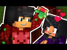 Naughty or Nice Aphmau My Street, Kawaii Chan, Voice Actor, Squirrel, Minecraft, Cute Animals, Make It Yourself, Nice, Holiday