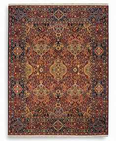 "Karastan Area Rug, English Manor Hampton Court 9' 2"" x 13'"