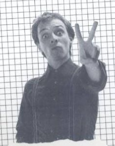 Rik Mayall. RIP you utter bastard. What a fucking shame
