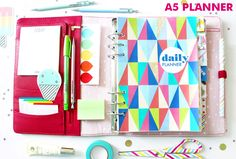 Perpetual Daily Planner