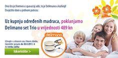 Dormeo + Delimano