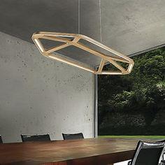 Aki Linear Suspension by Leucos Lighting at Lumens.com