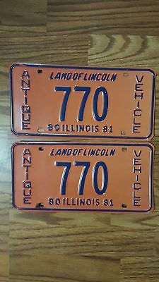 Illinois License Plate NP3992 Land of Lincoln 1978   Vintage Illinois License Plates   Pinterest   License plates & Illinois License Plate NP3992 Land of Lincoln 1978   Vintage ...