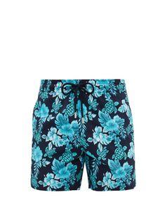 Horizon-t Beach Shorts Elephant Mens Fashion Quick Dry Beach Shorts Cool Casual Beach Shorts