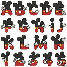 "Minnie alphabet "" - Buscar con Google"