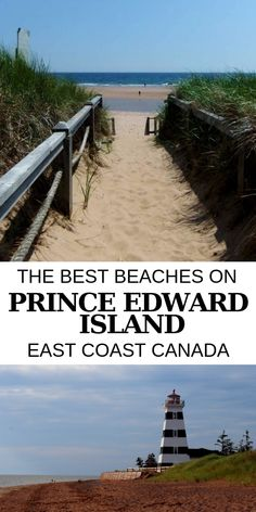 Prince Edward Island has an incredible range of spectacular beaches, especially being Canada's smallest province. Last summer, we took on the challenge to find the best beaches in PEI, driving over 2000km to see as much of the island as we could. Here is what we discovered