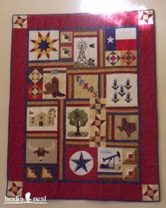Texas Quilt                                                                                                                                                      More