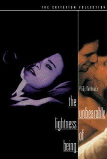 The Unbearable Lightness of Being (1988) - ** - rvw c V fkb