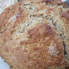 Perfectly Moist Irish Wheaten Bread Allrecipes.com  Another choice for St. Patrick's day dinner...hmmmm