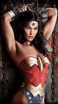 Sexy Wonder Woman 2 ®... #{T.R.L.}