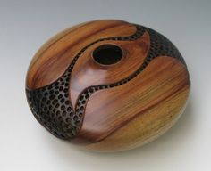 Collectors of Wood Art - Would look good on a gourd