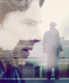 . Sherlock Bbc, Sherlock Season 3, Sherlock Holmes Stories, Sherlock Series, Watson Sherlock, Benedict Cumberbatch Sherlock, Martin Freeman, The Reichenbach Fall, Benedict And Martin