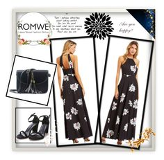"""""""ROMWE - 13/8"""" by thefashion007 ❤ liked on Polyvore"""
