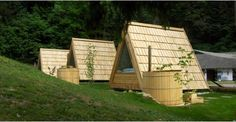 Bled's Eco-Village offers a comfortable, green camping experience - Livegreen Blog