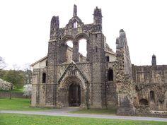 Kirkstall Abbey ~ Leeds, England