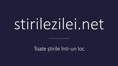 stirilezilei.net este primul portal de tip agregator de știri din Romania. Site-ul oferă o vedere de ansamblu a tuturor titlurilor din cele mai importante ziare și reviste online.      stirilezilei.net – Toate știrile într-un loc – Ultimele știri online din România Mai, Portal