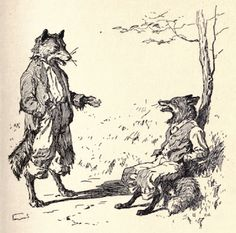 Mythology and Folklore UN-Textbook: Brer Rabbit: Mr. Wolf Makes a Failure Week 7 Reading Favorite