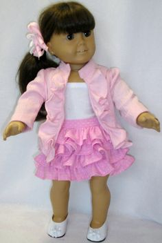 American Girl doll fits 18 dolls like by NanaJerrisCreations, $24.00