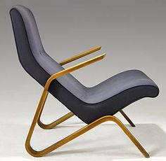 Eero Saarinen Knoll Grasshopper chair.
