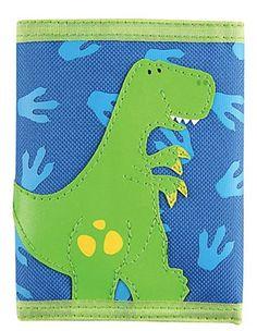 dino wallet - too cute!