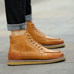 Find More Men's Boots Information about Men Shoe 2016 New Casual Botas Low Price High Quality Hot Sale Sapatos Size 39 to 44 Black Blue Brown ,High Quality shoe cute,China shoes for small dogs Suppliers, Cheap shoes size 4 5 from Hong Kong Mansway Trade Co.,Limited on Aliexpress.com