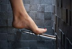 Foot Rest - Impey - The UK's market leading wetroom, level access and disabled showering specialist manufacturer