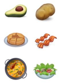 72 new emojis are coming this month! See the full list