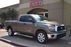 This 2007 Toyota Tundra SR5 is listed on Carsforsale.com for $12,700 in Arlington, TX. This vehicle includes AM/FM,CD Player,Anti-Theft,AC,Cruise,Power Locks,Power Windows,Power Driver Seat,Dual Climate Control,Tilt,Power Steering,Tow Package,Anti-Lock Brakes,Dual Front Airbags,Side Airbags,Traction Control,Keyless Entry,Variable Wipers,Power Mirrors,Drivers Front Airbag,Passenger Air Bag On/Off,Side Head Air Bag,4-Wheel Disc Brakes,Locking Rear Differential,Gasoline Fuel,Auxiliary ...