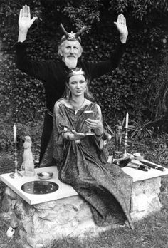 PHOTO ARCHIVE of WITCHES PAST