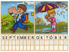 Weather For Kids, Weather Seasons, Seasons Of The Year, Things To Do, Kindergarten, September, Birthdays, Marvel, Moths Of The Year