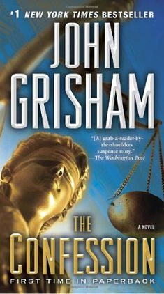 The Confession by John Grisham http://www.amazon.com/dp/0440245117/ref=cm_sw_r_pi_dp_xflVvb0GTXB52