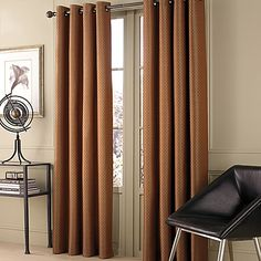 The subtle pattern of the Valeron Stradivari Window Curtain Panel achieves the perfect balance between simplicity and splendor. The panels' fabrics were hand selected and tailored in Europe to create an exceptional blend of quality and elegance.