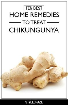 Are you taking treatment for Chikungunya? Or are you a healthy individual and…