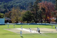 Game of Cricket on Bradman Oval | Flickr - Photo Sharing!