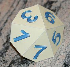 Dyskalkulie: Anleitung für den Bau eines 0-9-Würfels -  Damit klappt das Rechnen GARANTIERT.  Lesen, Schreiben, Rechnen
