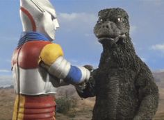 Godzilla vs. Megalon . '73