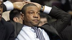 "Doc Rivers: trades are on the way if team doesn't start to ""play hard"".   WE NEED A C!"