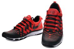 new products fe569 ae9f2 Nike Free Trainer 5.0  Woven Pimento Red Black 579809 601  Interesting   Things New