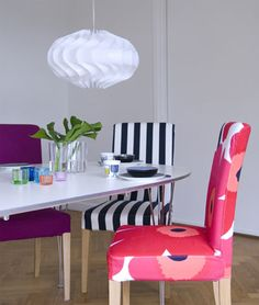 Bemz Is Partnering With Marimekko The Most Acclaimed Print Design House In World To Produce Sofa And Chair Slipcovers Marimekkos Distinctive Bold