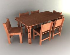 dining chair plywood - Google Search