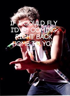 If I Could Fly // One Direction Lyrics #MadeInTheAM