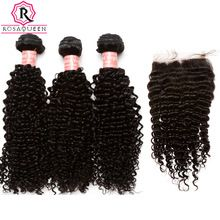 Kinky Curly Silk Base Human Hair Bundles With Closure 3 Brazilian Remy Hair Extension With A Pre Plucked Closure Rosa Queen Hair     Wholesale Priced Wigs, Extensions, And Bundles!     FREE Shipping Worldwide     Buy one here---> http://humanhairemporium.com/products/kinky-curly-silk-base-human-hair-bundles-with-closure-3-brazilian-remy-hair-extension-with-a-pre-plucked-closure-rosa-queen-hair/  #hair_weaves