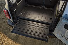 Ford Bronco 4 Door, New Bronco, Bronco Sports, Bronco Truck, Jeep Wrangler Doors, Jeep Wrangler Unlimited, Top Gear, 35 Inch Tires, All Terrain Tyres