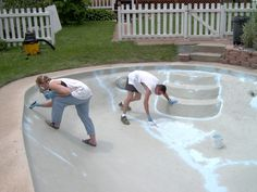 Our Swimming Pool Coating Products Can Be Used To Repair Seal And Completely Waterproof