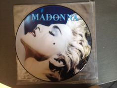 Madonna True Blue PICTURE DISC unofficial 925422P MDNA